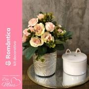 Mãe Romântica - Kit Decorativo