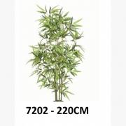 VARETA 7202 BAMBU GROSSO C/5 2,2CM