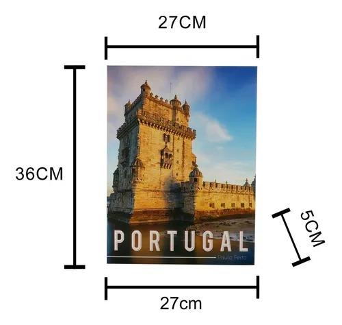 CAIXA 61214 LIVRO PORTUGAL PAPEL RIG 36X27X5CM