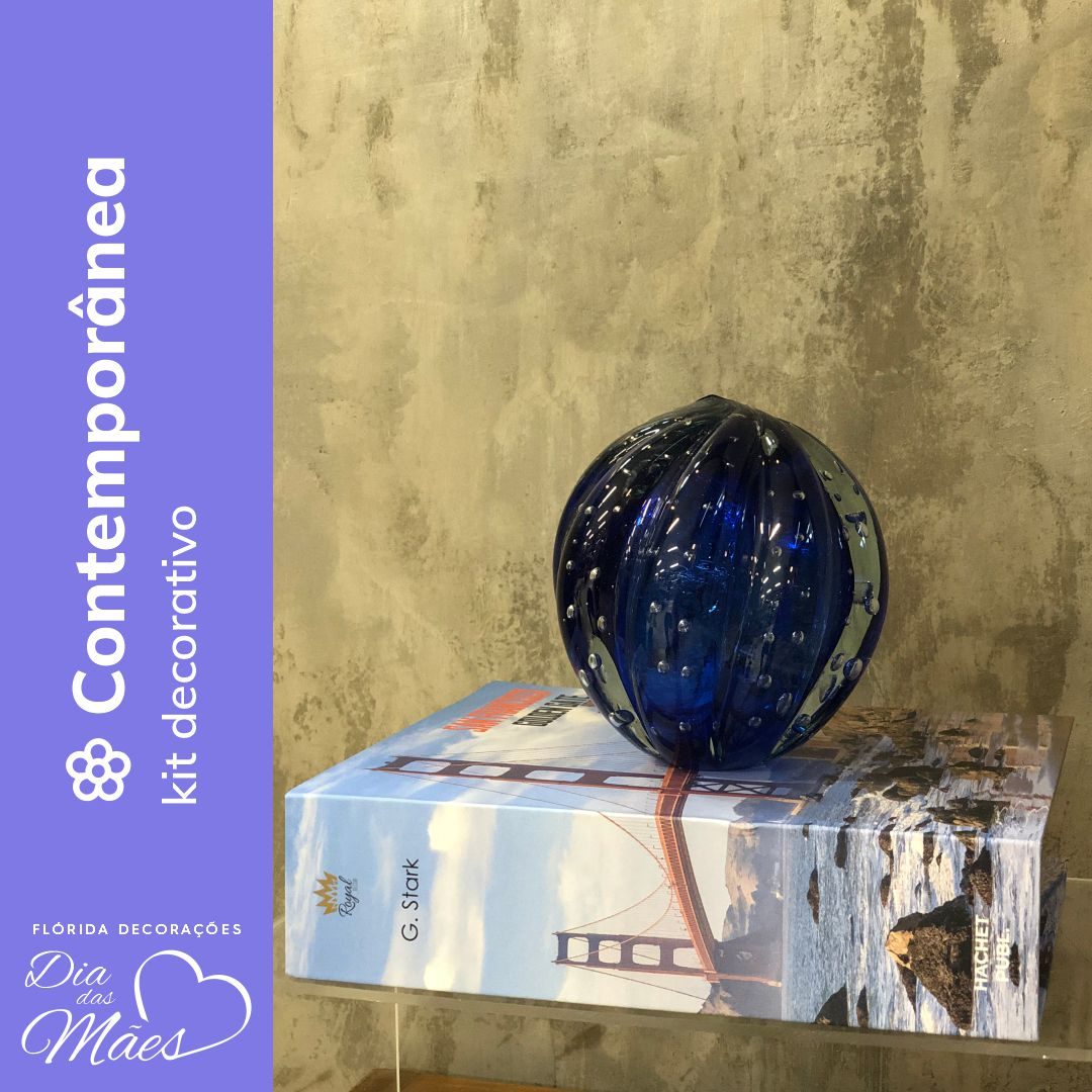Mãe Contemporânea - Kit Decorativo