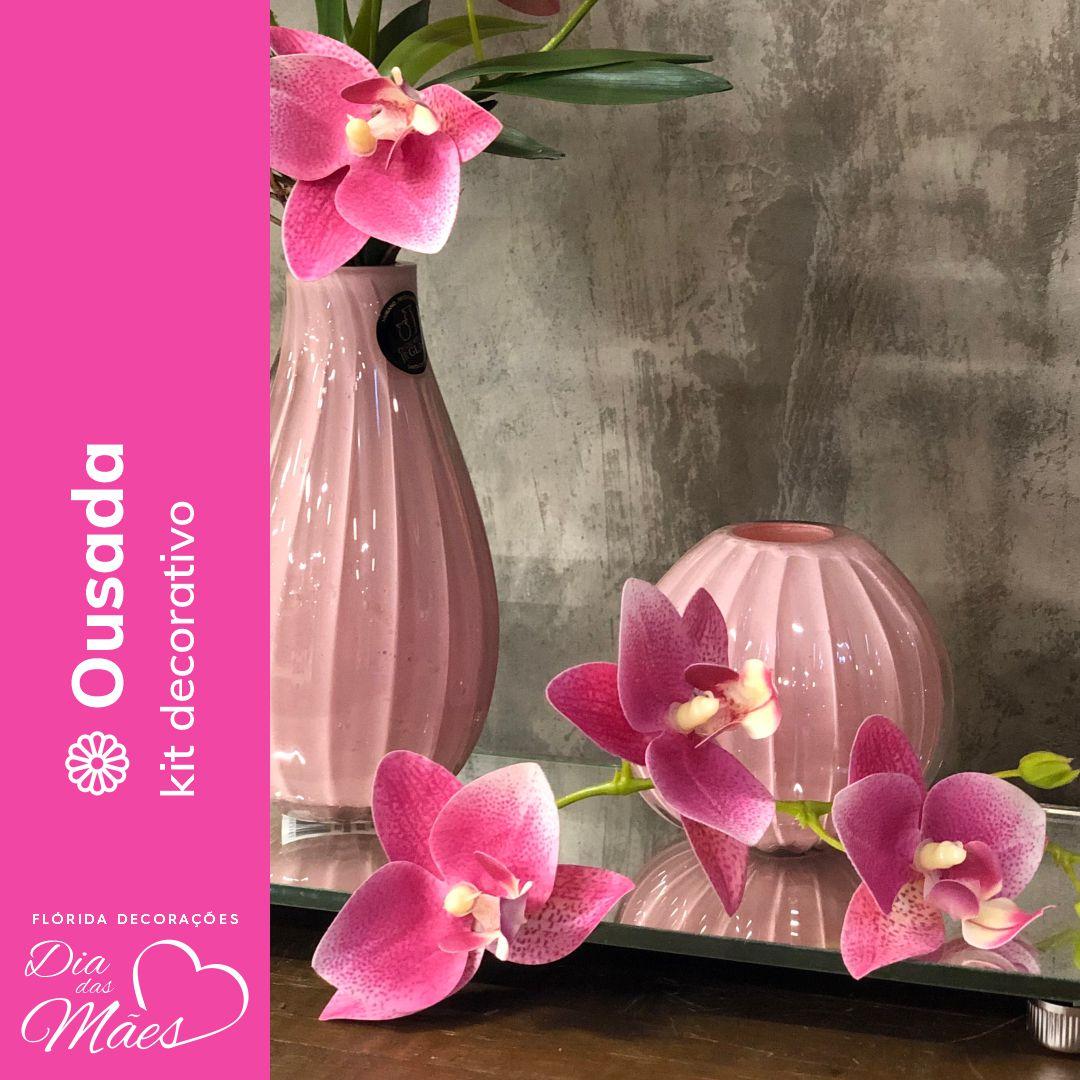 Mãe Ousada - Kit Decorativo