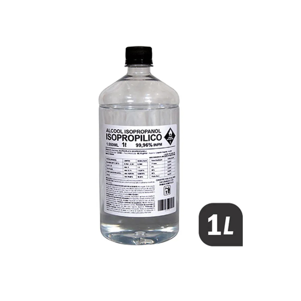 Alcool Isopropilico 1000ML