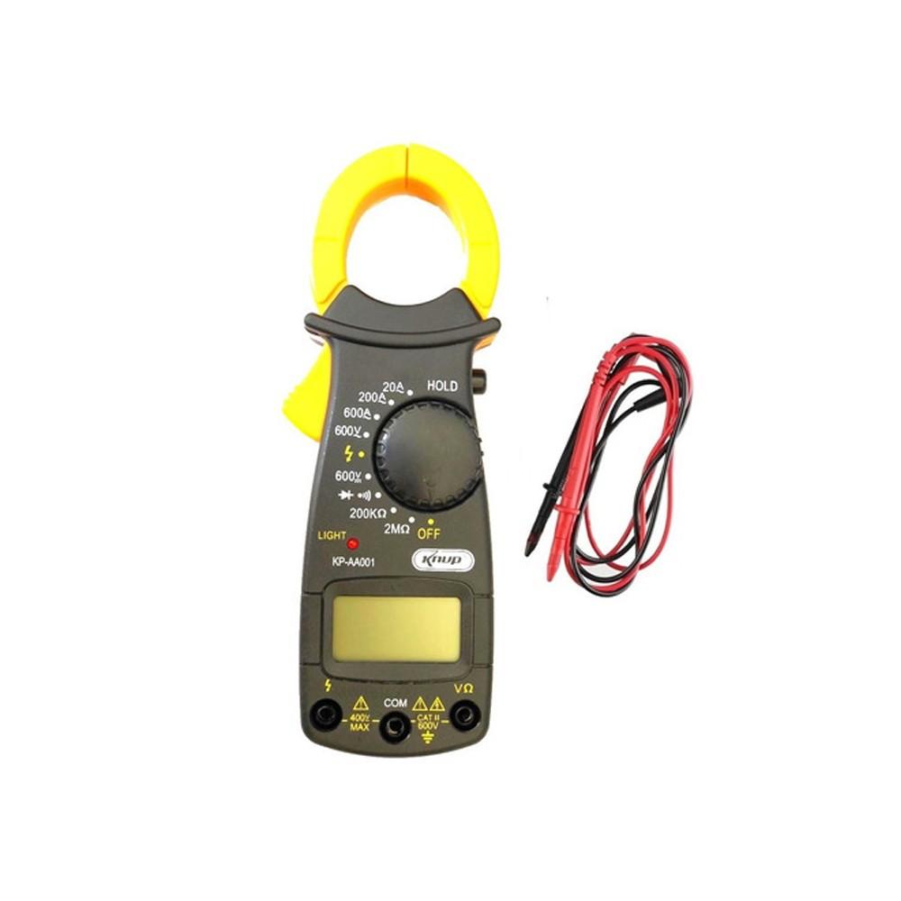 Alicate Amperimetro KP-AA001 Knup