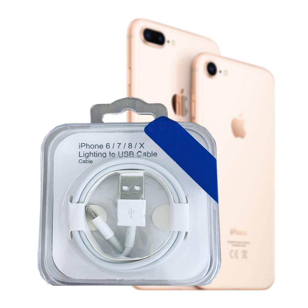 Cabo Iphone For i6/i7/i8/X cx acrilico