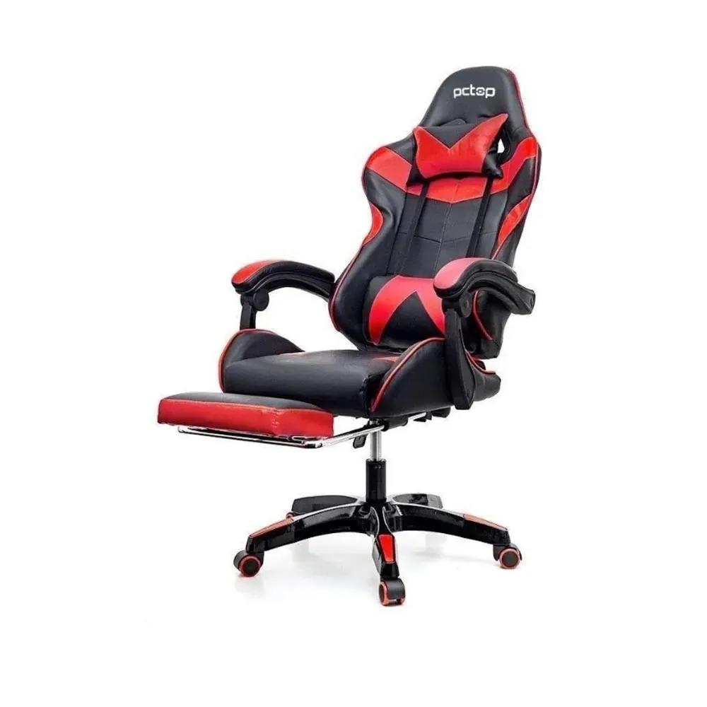 Cadeira Gamer PCTOP VERMELHA - PGR- 002 - 0077281-01