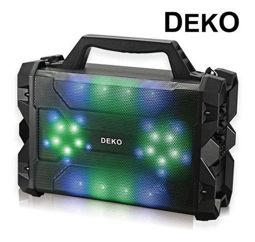 Caixa de Som SY-672MIC Deko