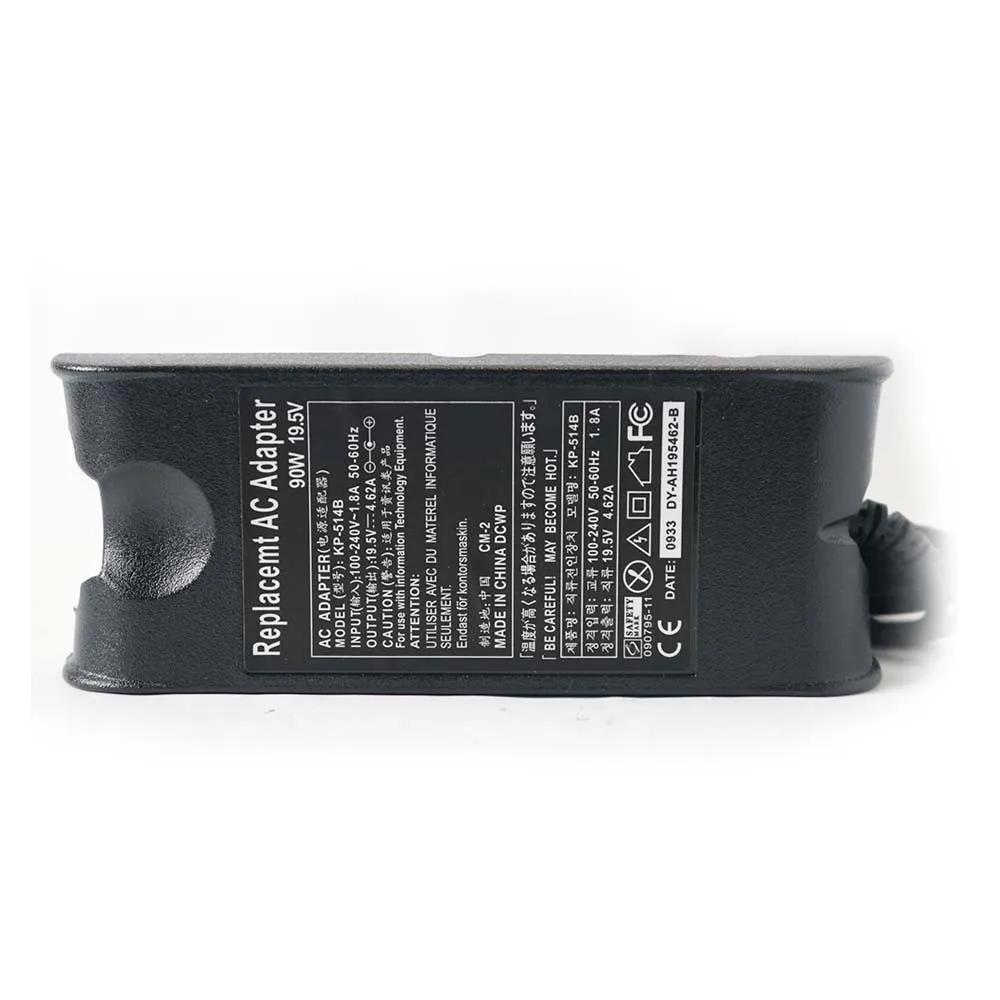 Carregador Notebook 19.5v 4.62A Dell