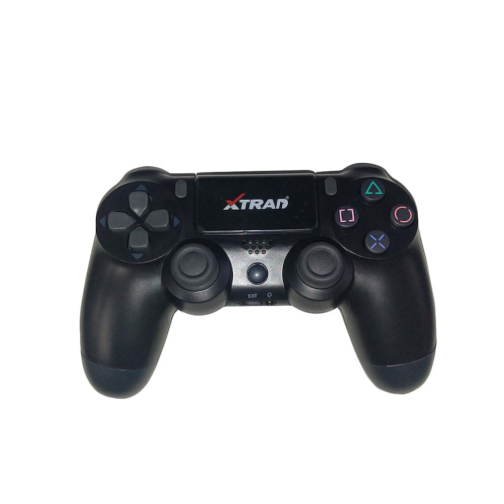 Controle Joystick PS4 s/ fio Xtrad