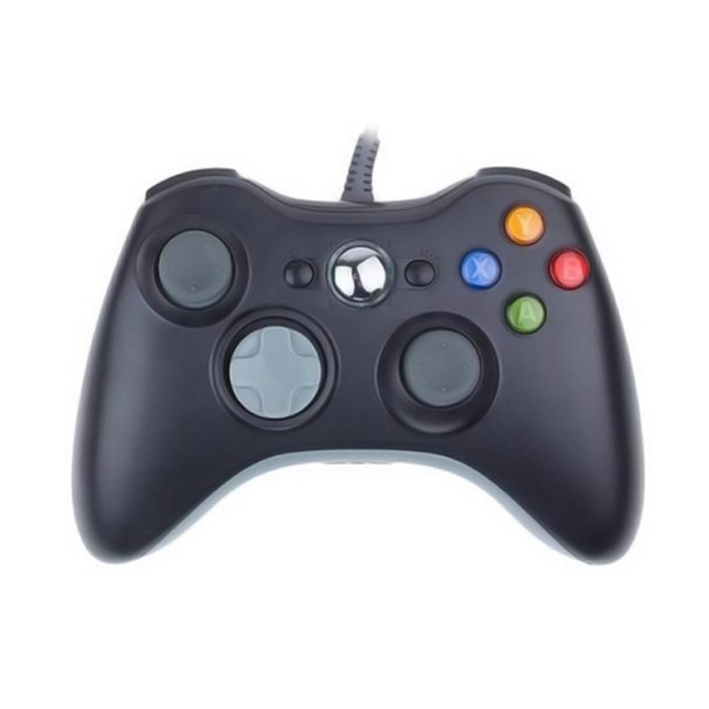 Controle Joystick Xbox 360 c/ Fio