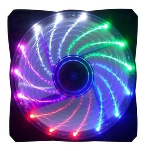 Cooler FAN Rainbow 120x120x25mm EW1512-R