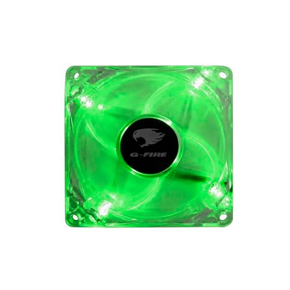 Cooler FAN Verde 80x80x25mm EW0408N