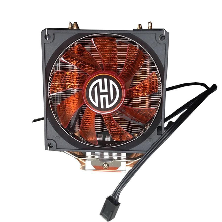 Cooler Universal CL-190 Dual Fan Vermelho Hoopson