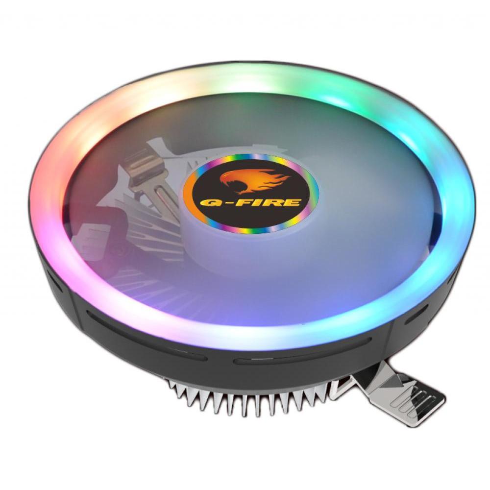 Cooler Universal Game Rainbow 4 Pins EWC4R G-Fiire