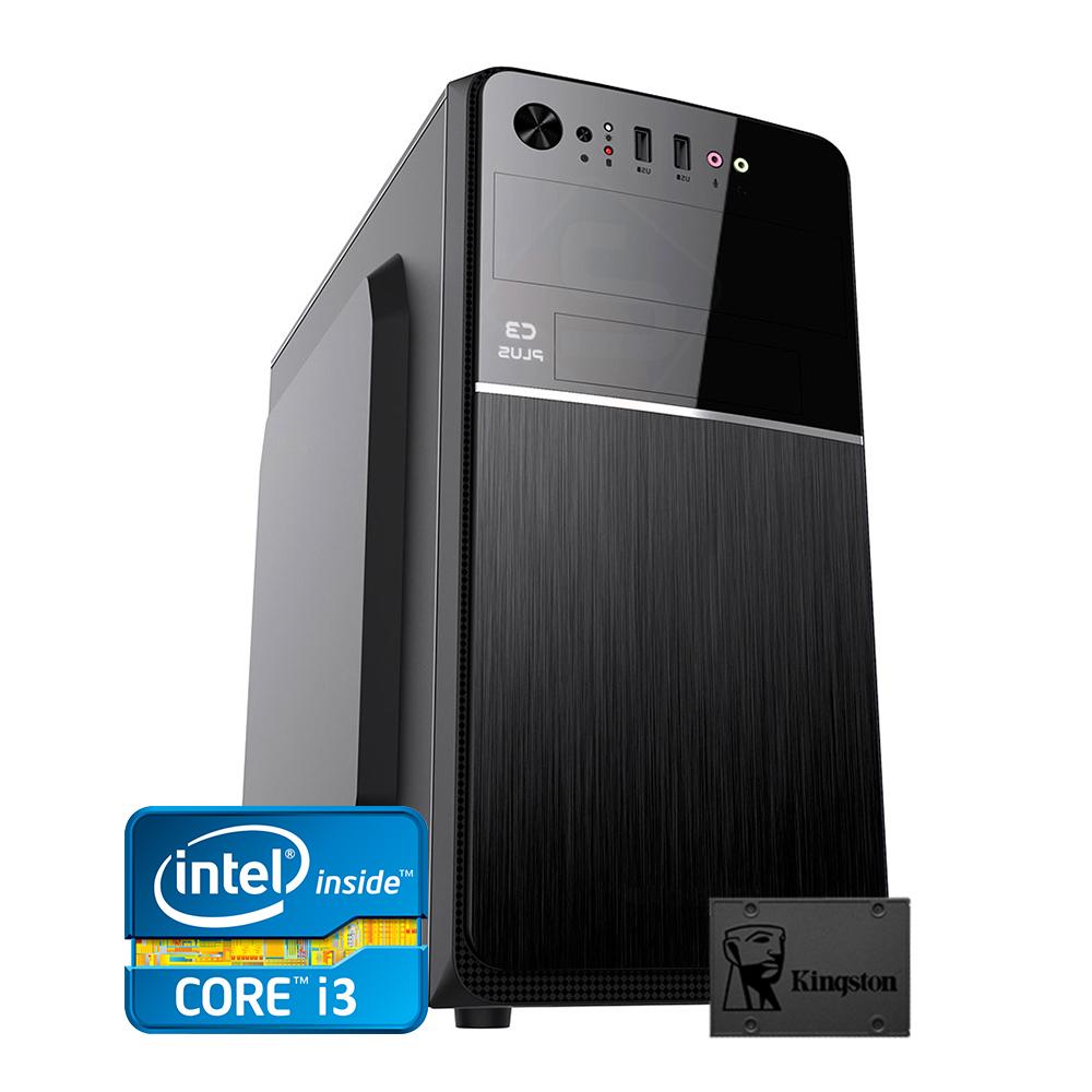 Desktop 1150 Home I3 4130 DDR3 8Gb SSD 240GB X-Linne