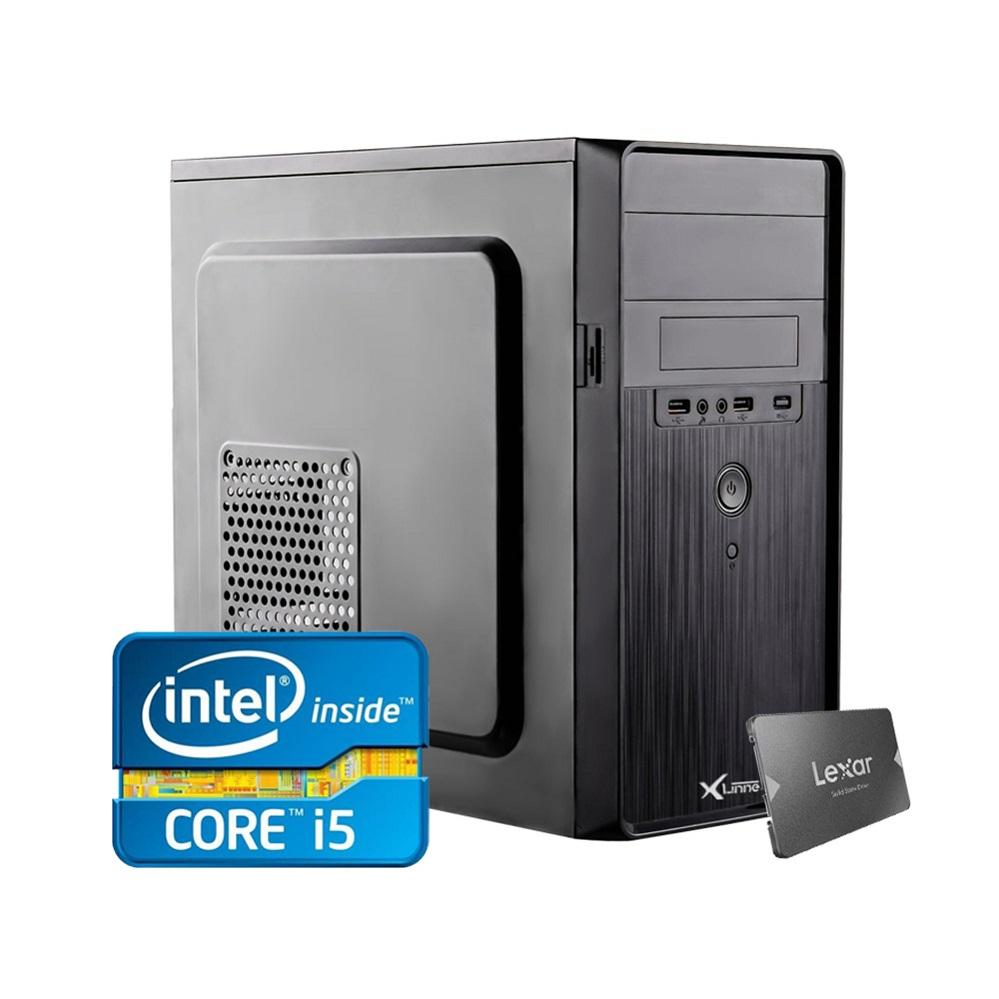 Desktop 1150 Home i5 4440 8GB SSD 240GB X-Linne