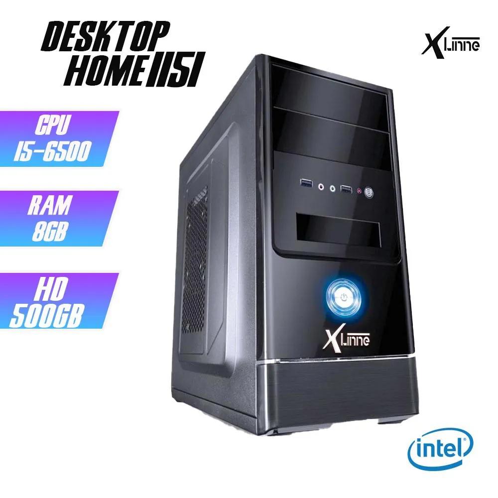 Desktop 1151 Home i5 6500 HD 500GB DDR4 8GB X-Linne