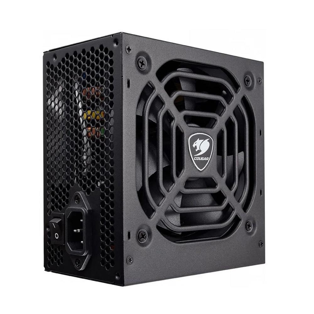 Fonte ATX Cougar Gamer VTC 500w 80 Plus White ATX 12v PFC Ativo