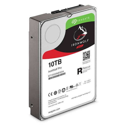 HD PC 10TB IronWolf Seagate