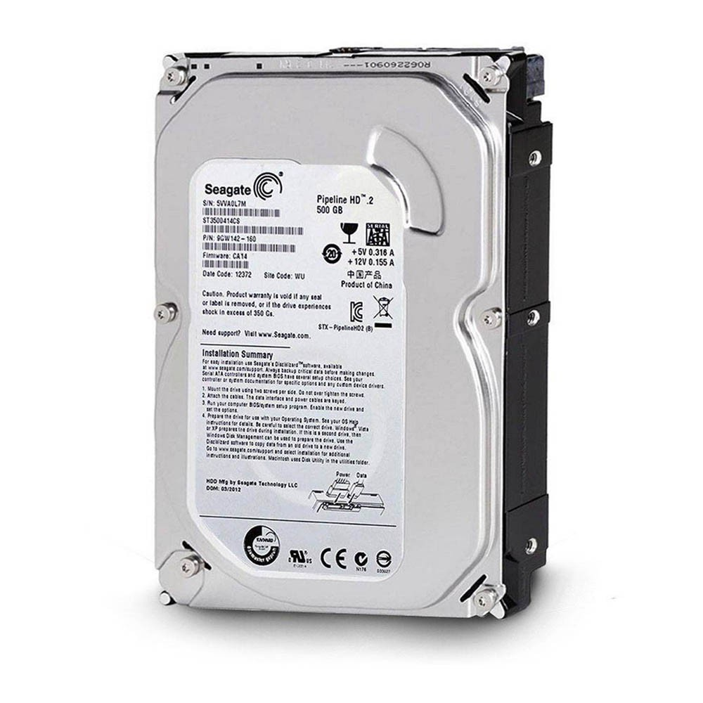HD PC 500GB SATA2 5900RPM ST3500414CS SEAGATE