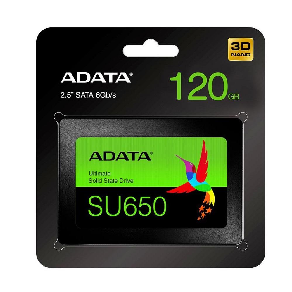 HD SSD 120GB SU650 Adata