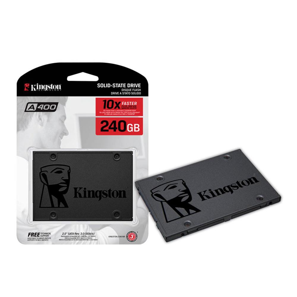 Hd SSD 240gb A400 Kingston