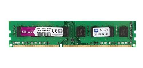 Memoria PC DDR3 4GB 1600Ghz AMD BOX Kllisre