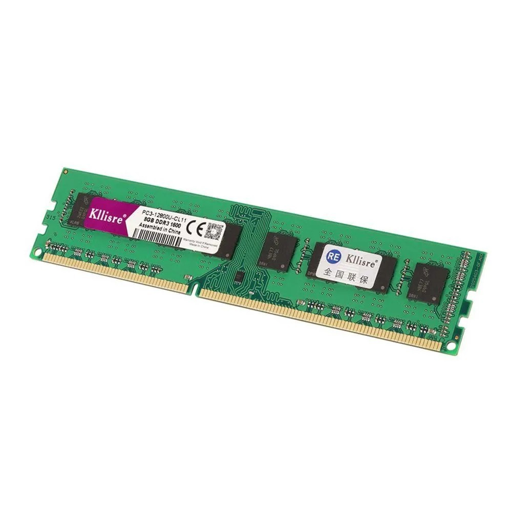 Memoria PC DDR3 8GB 1600Ghz AMD BOX Kllisre
