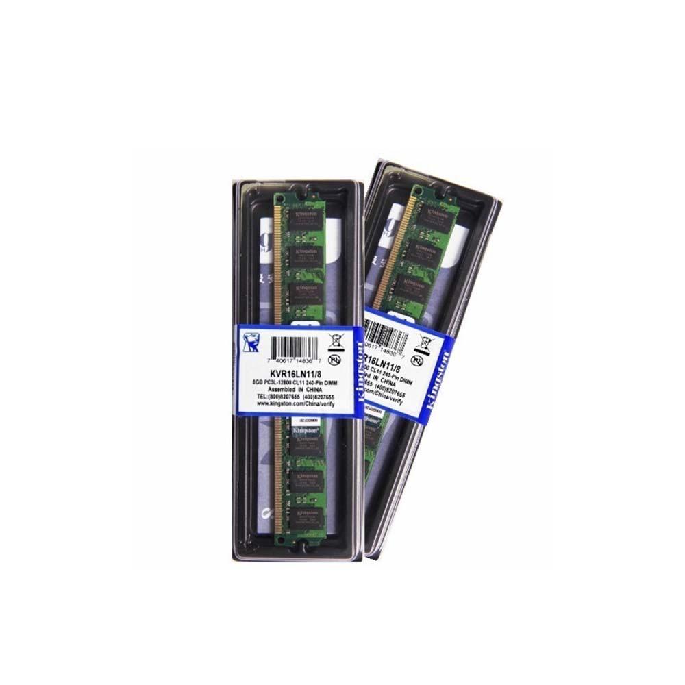 Memoria PC DDR3 8GB / 1600Mhz 12800 Box Kingston