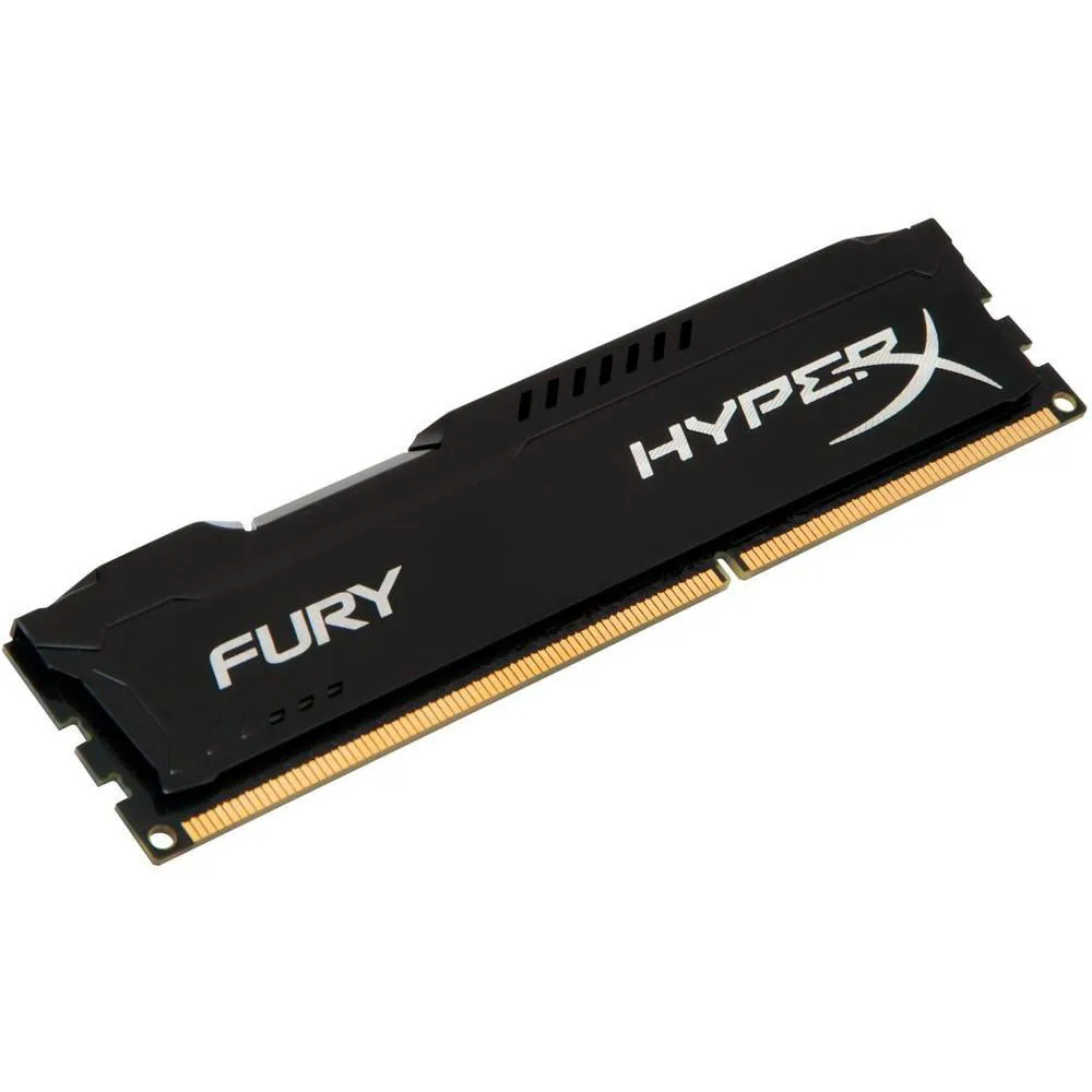 Memoria PC DDR4 8GB / 2400MHz HyperX Fury BOX Kingston