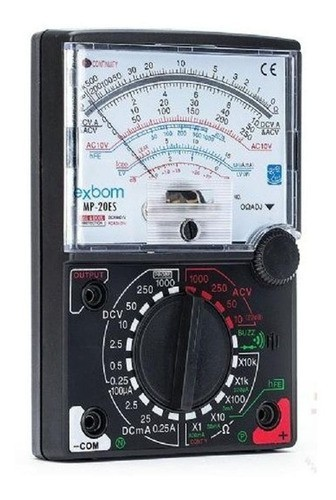 Multimetro Analogico MP20ES Exbom