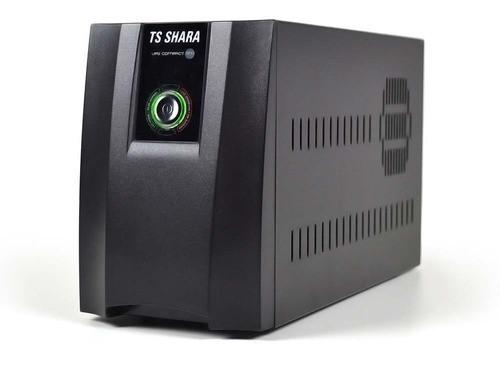 Nobreak UPS COMPACT PRO/ 1400 UNIVERSAL 1BS/1BA BIV AUTO 6T Saida 115V OU 220V 1 EXP.  7A/45A Ts Shara