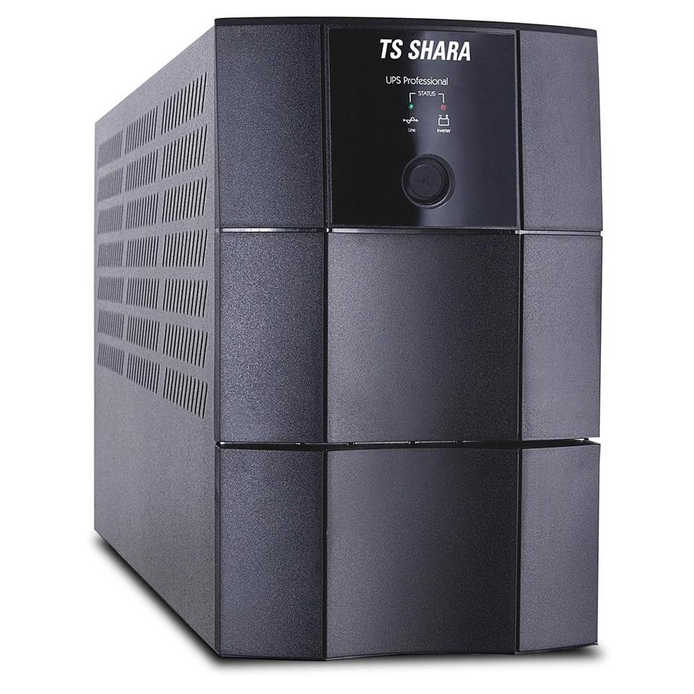 Nobreak UPS Professional 3200 UNIVERSAL Biv Auto 12T  Saida 115V e 220V USB Intelig 2 Ts Shara
