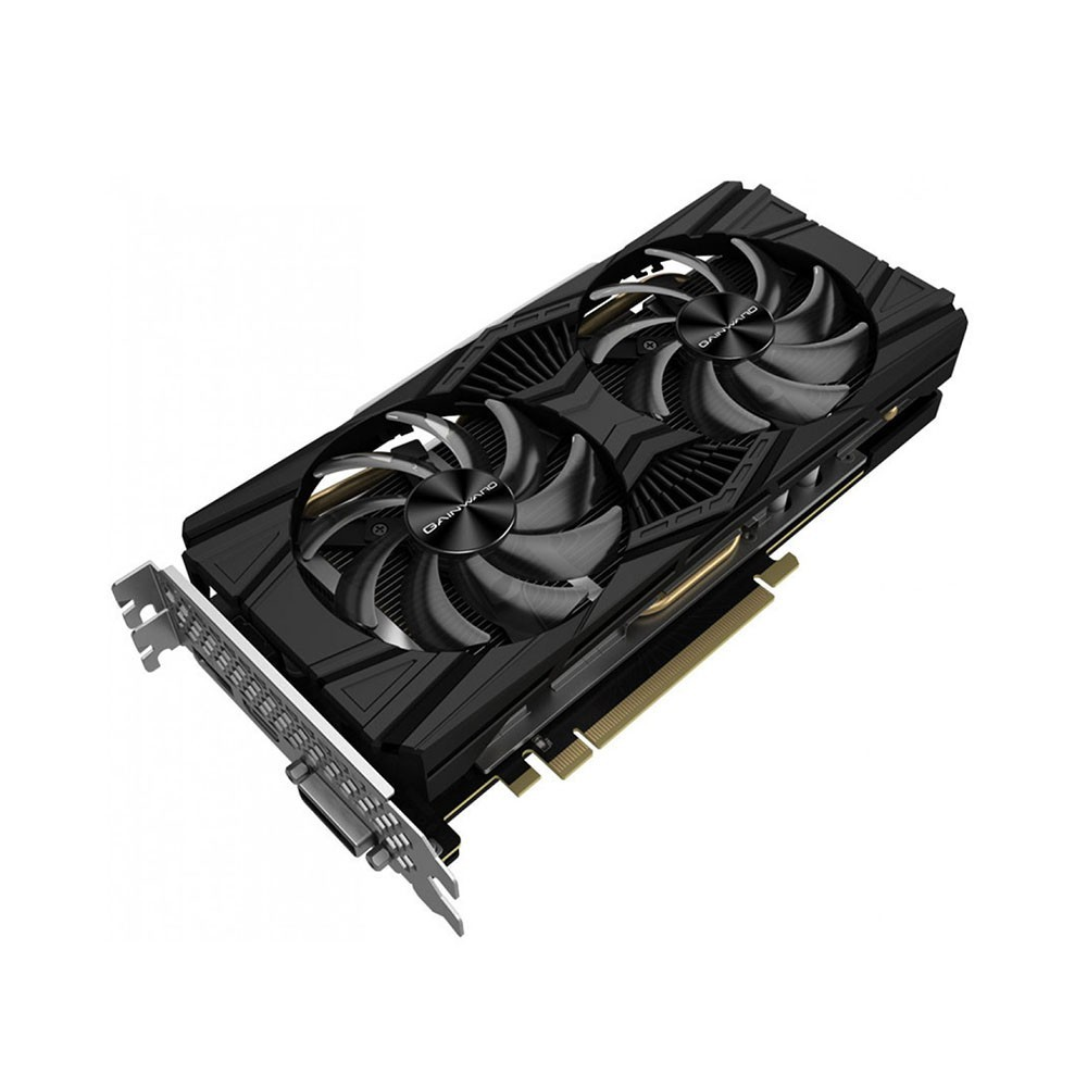 Placa de Video GPU NV RTX2060 8GB GHOST OC G6 256B GAINWARD