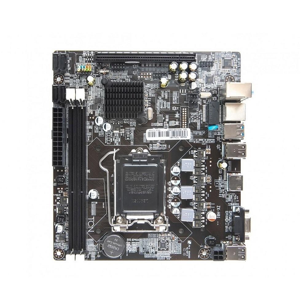 Placa Mae LGA 1150 DDR3 HDMI TCN H81 X-Linne