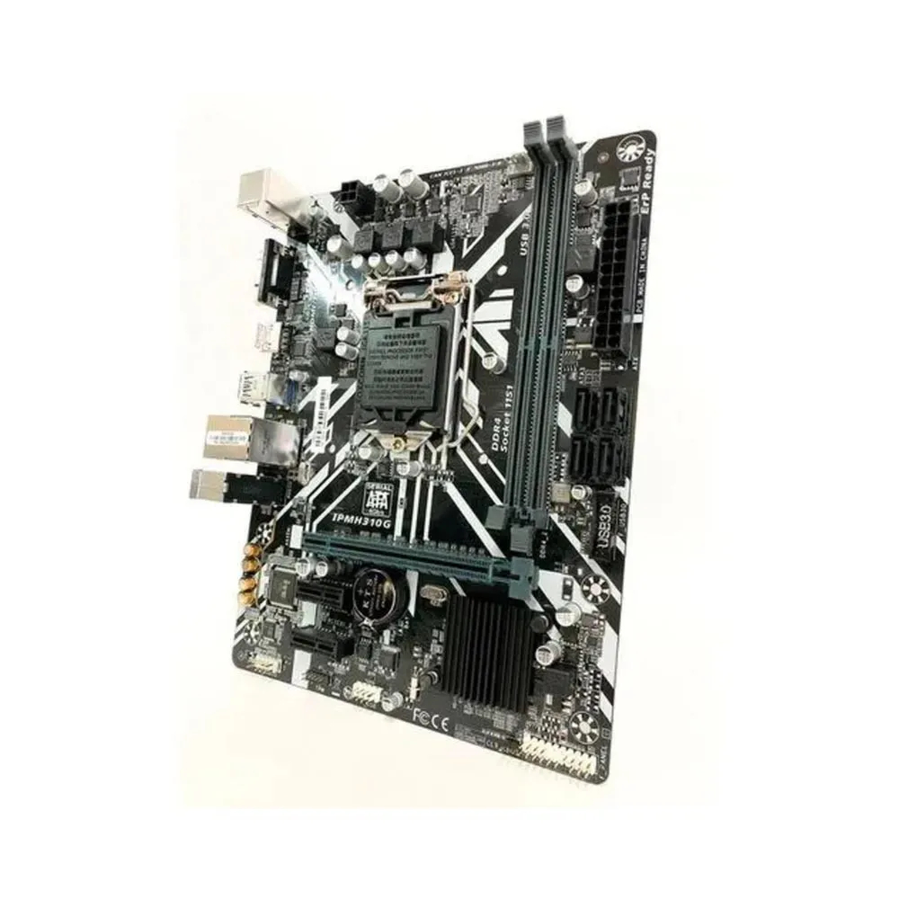 Placa Mae LGA 1151 8th IPMH310G DDR4 Pcware