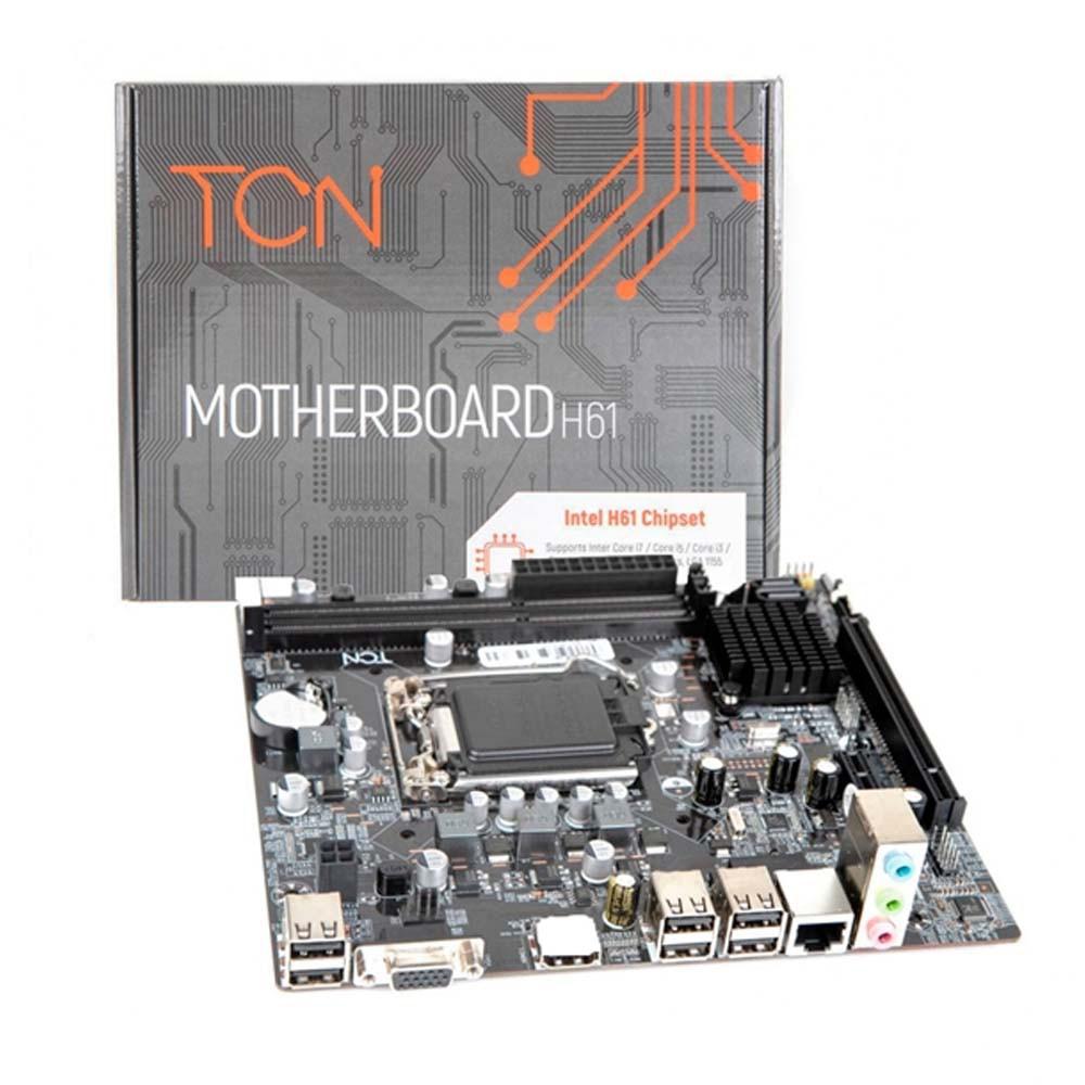 Placa Mae LGA 1155 DDR3 HDMI TCN H61 X-Linne