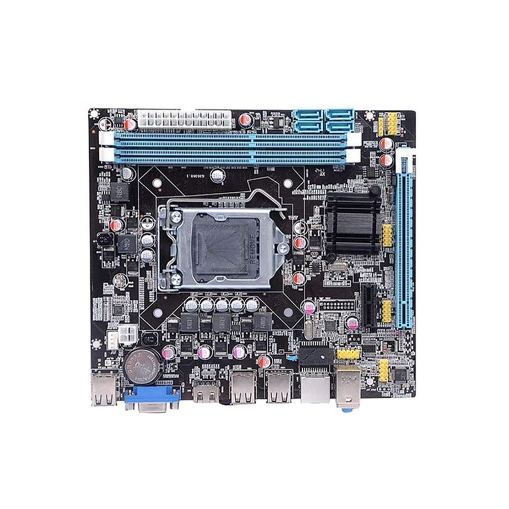 PLACA MAE LGA 1155 H61FEL-U DDR3 OEM ESONIC