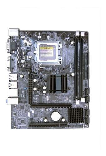 Placa Mae LGA 775 DDR3 HDMI TCN G41 X-Linne