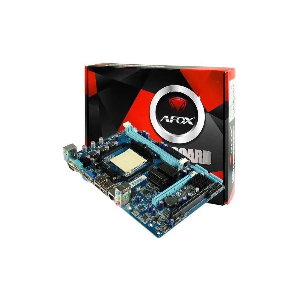Placa Mae LGA AM3 A78-MAD4 (AM3/VGA/DDR3/M-ATX) AFOX