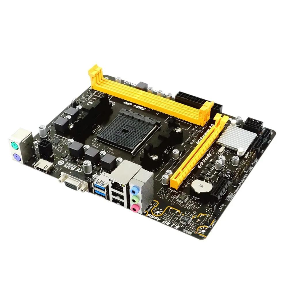 Placa Mae LGA FM2+ A68MHE DDR3 Biostar
