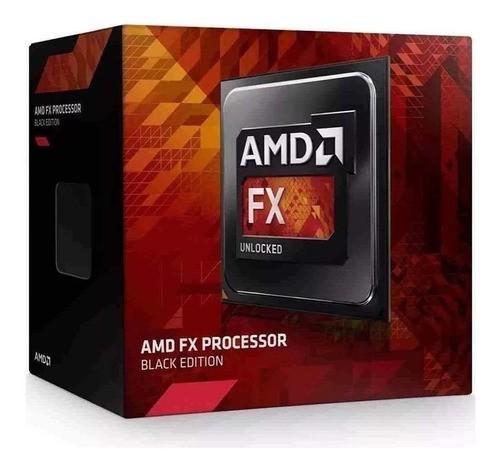Processador AMD LGA AM3+ Vishera FX-4300 3.8GHz 8MB 95W BOX