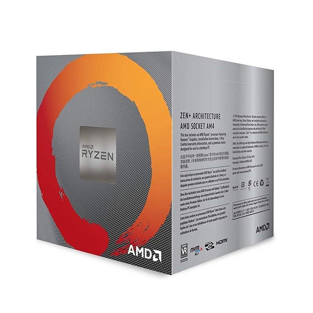 Processador Amd LGA AM4 Ryzen 5 3600X 3.8GHz BOX