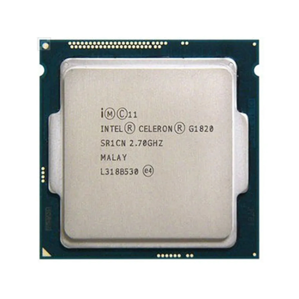 Processador Intel Celeron Dual Core G1820 2.7ghz Lga 1150 Oem