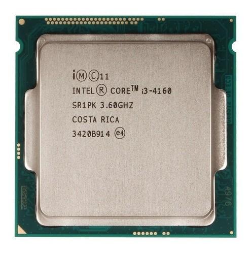 Processador Intel Core I3-4160 3.60 3 Mb 4 Geracao SKT 1150 Oem