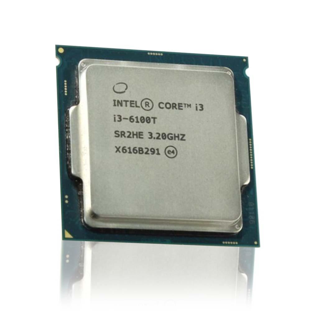 Processador Intel Core I3-6100T 3.20 3 Mb 6ª Geração SKT 1151 Oem