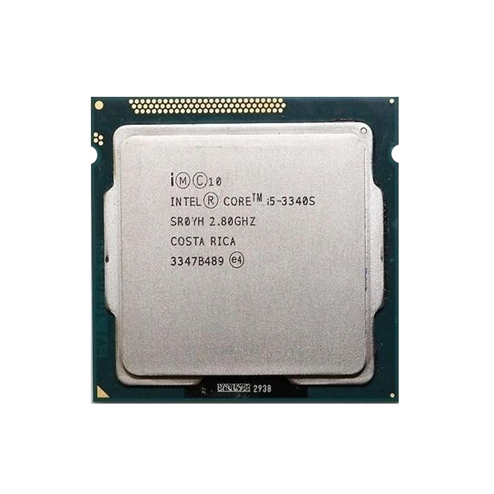 Processador Intel Core I5-3340s 3 Geração SKT 1155 OEM
