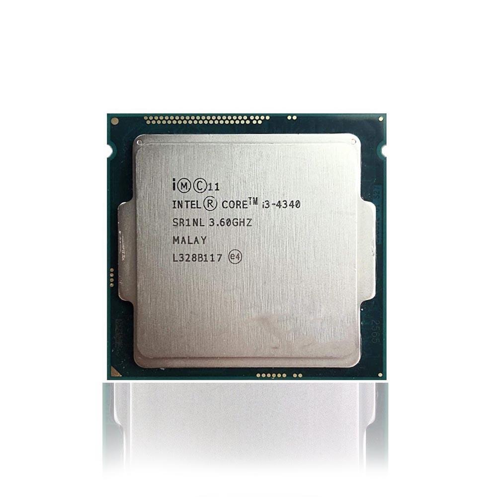 Processador Intel LGA 1150 Core I3-4340 3.40 3 Mb 4 Geração Oem