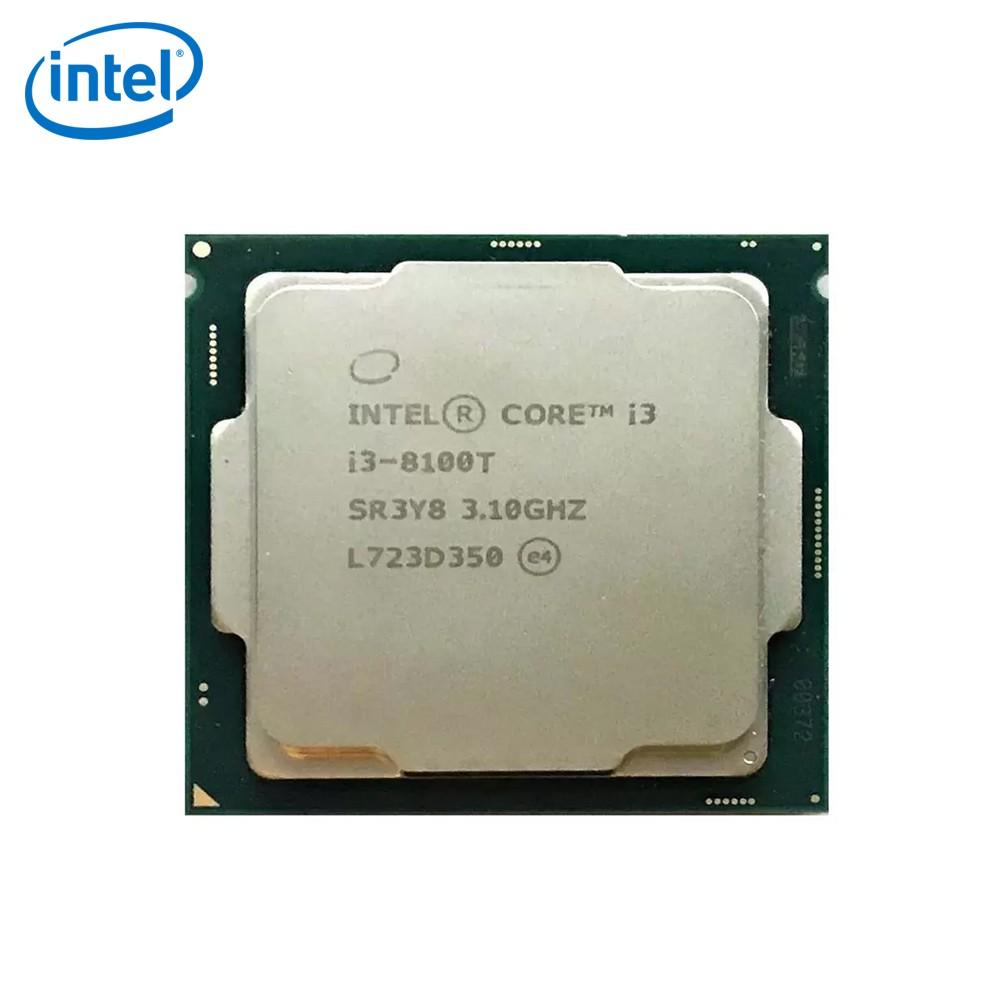 Processador Intel LGA 1151 Core i3-8100T 3.1GHz 6Mb Oem