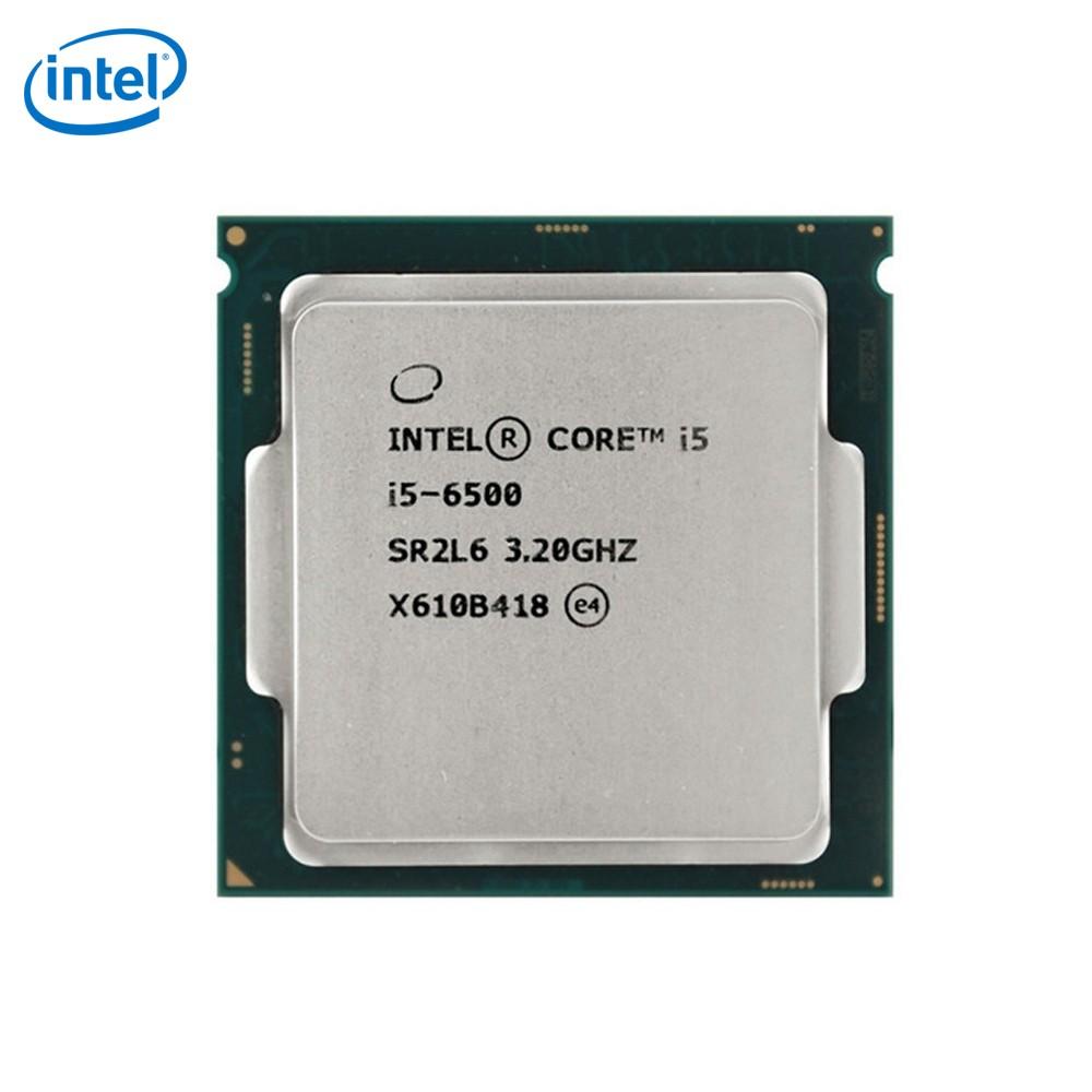 Processador Intel LGA 1151 Core i5-6500 3.20 6 Mb Oem