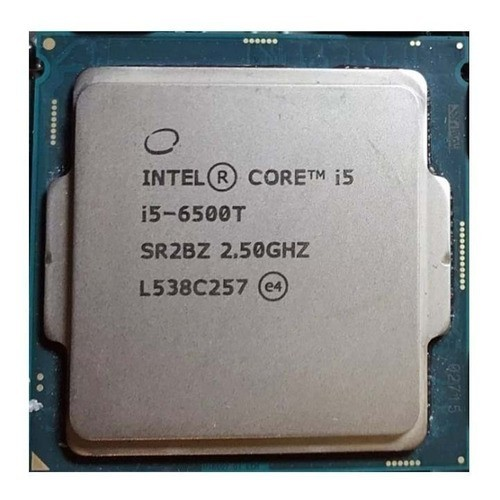 Processador Intel LGA 1151 Core i5-6500T 3.20 6 Mb Oem